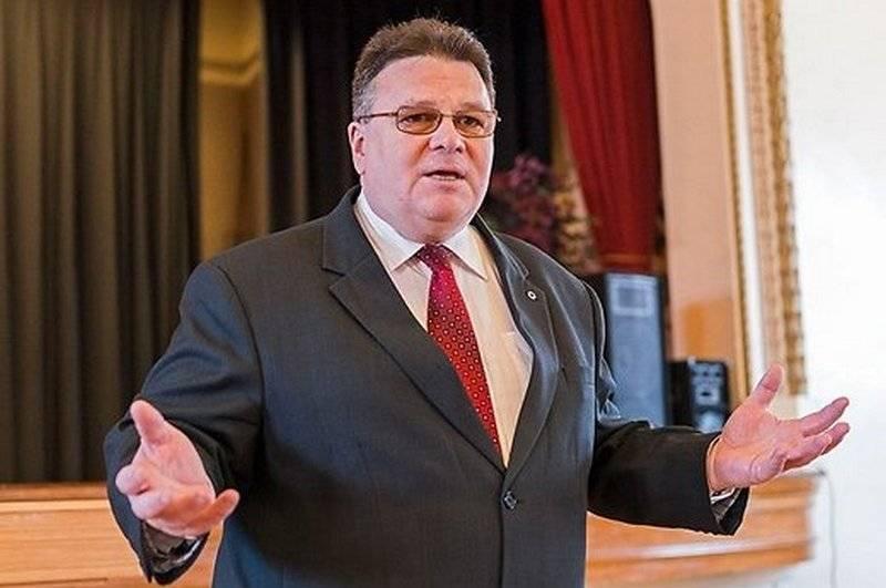Глава МИД Литвы заявил об обострении вооруженного конфликта на Донбассе