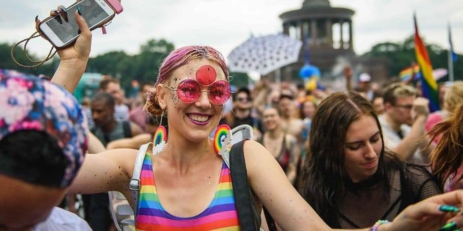 Лучшие города для представителей ЛГБТ
