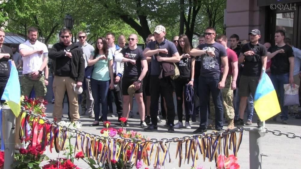 Американский эксперт рассказал, как украинская власть сотрудничает с неонацистами