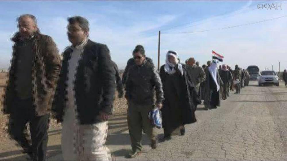 Сирия новости 23 июня 12.30: одна из группировок ССА перешла на сторону САА, террористы отступают в Хасаке