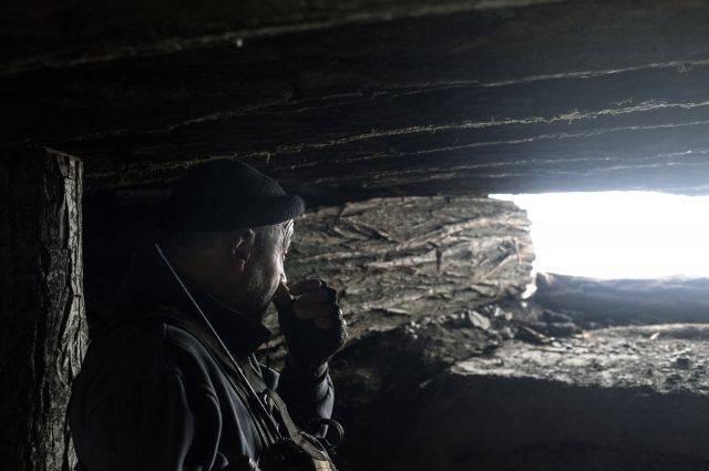 В ДНР сообщили о ночном наступлении ВСУ на юг республики