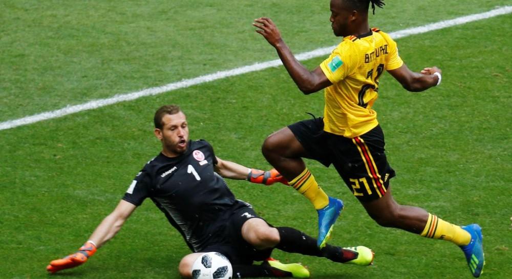 Сборная Бельгии разгромила Тунис в стартовом матче дня ЧМ-2018