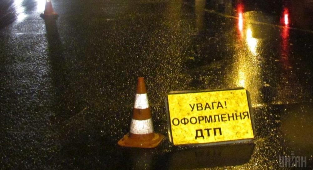 На Львовщине в результате ДТП пострадали семеро иностранцев, один человек погиб