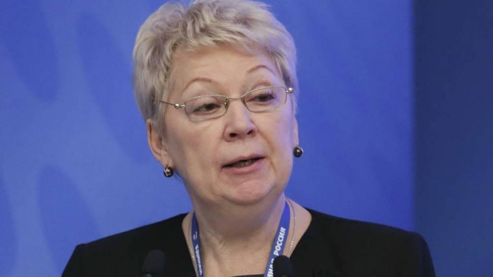 Васильева назвала «Алые паруса» символом надежды для выпускников