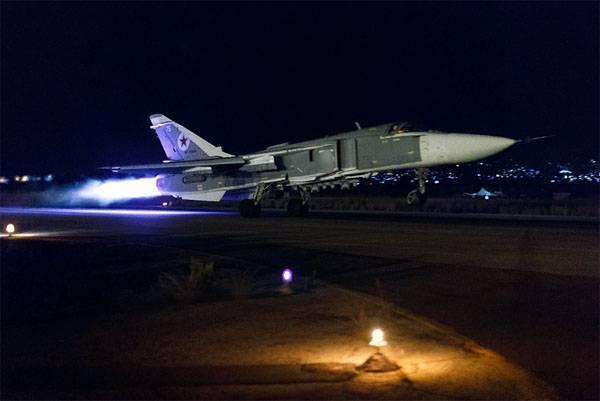 СМИ: Российская авиация нанесла сокрушительный удар по боевикам на юге Сирии