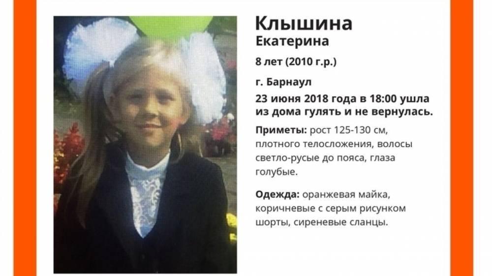 После шторма в Барнауле ищут 8-летнюю девочку