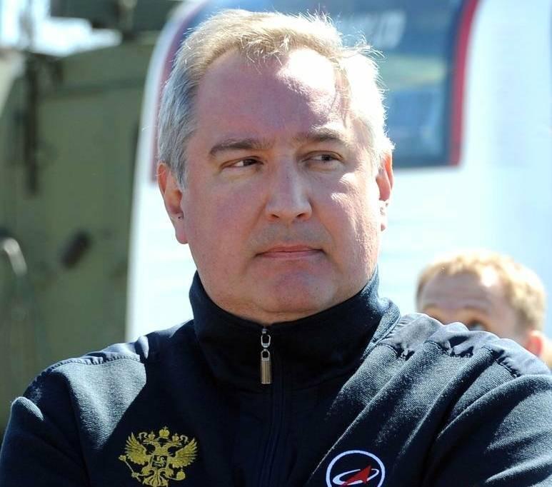 Рогозин рассказал о перспективах сотрудничества с США по космосу. Тема батутов раскрыта?