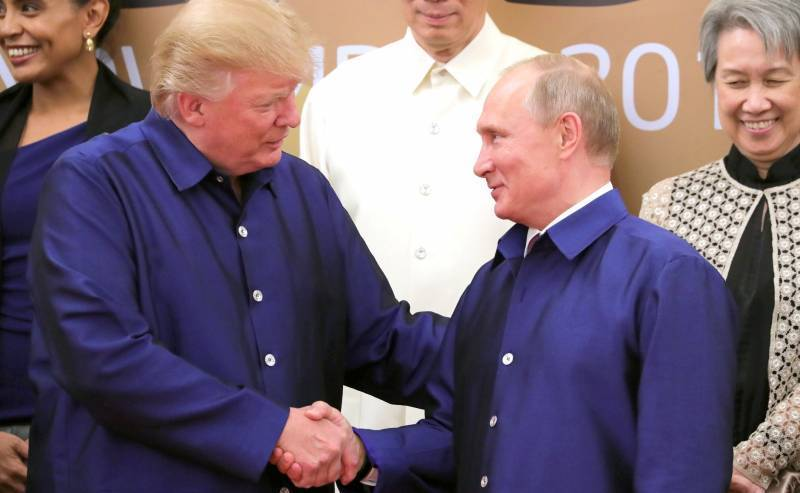 Австрийские СМИ сообщили дату встречи Путина с Трампом