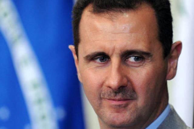 Асад отказался от помощи Запада в восстановлении Сирии