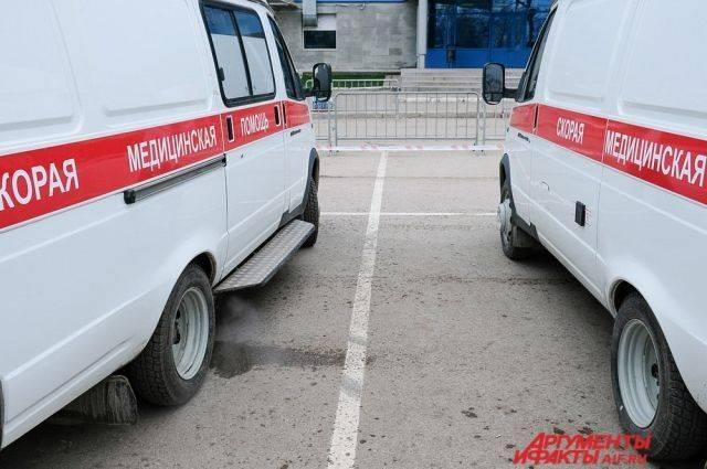 Трехлетний ребенок выпал из окна в Москве