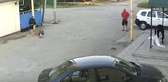 Беги, военная тварь! О невероятно жестоком избиении военного инженера в Ростовской области