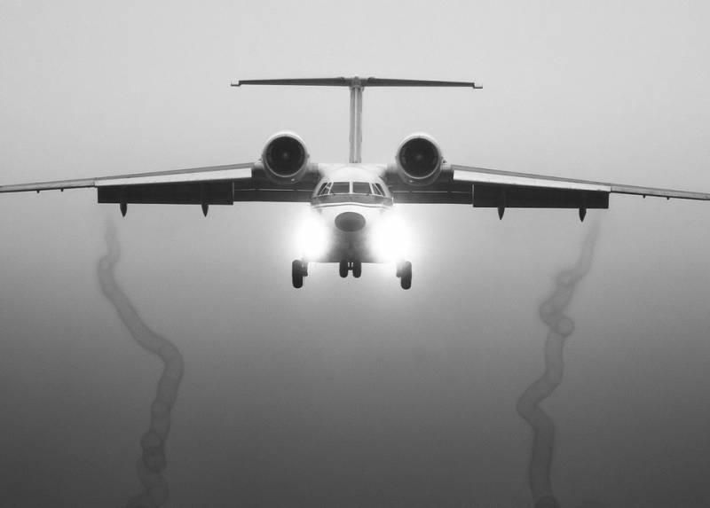 Минобороны заказало модернизацию нескольких транспортников Ан-72