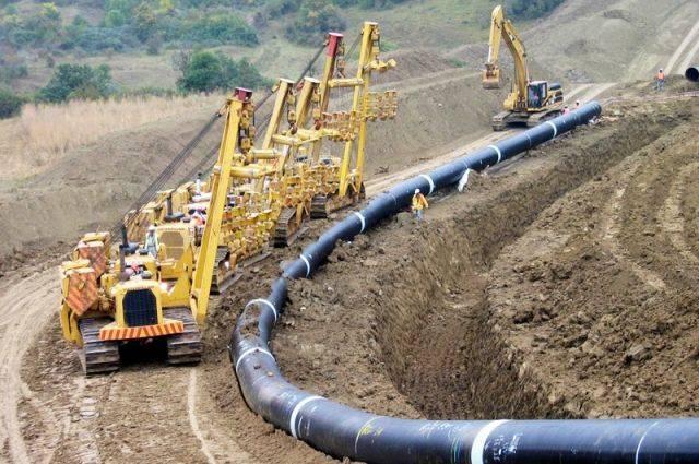В «Газпроме» рассказали о ходе строительства «Силы Сибири»
