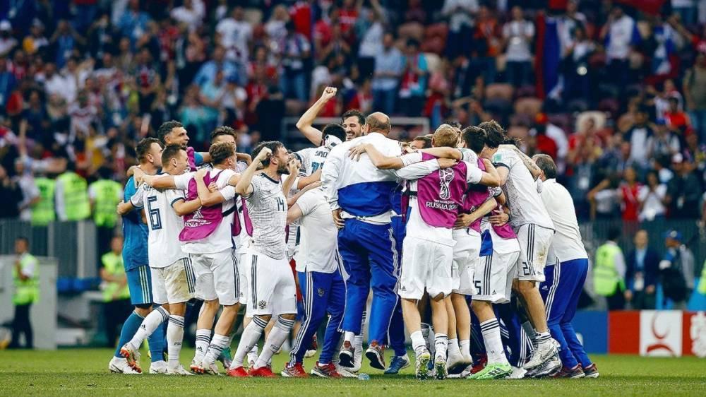 «Они играли как герои»: американские СМИ признали успех сборной РФ в матче с Испанией
