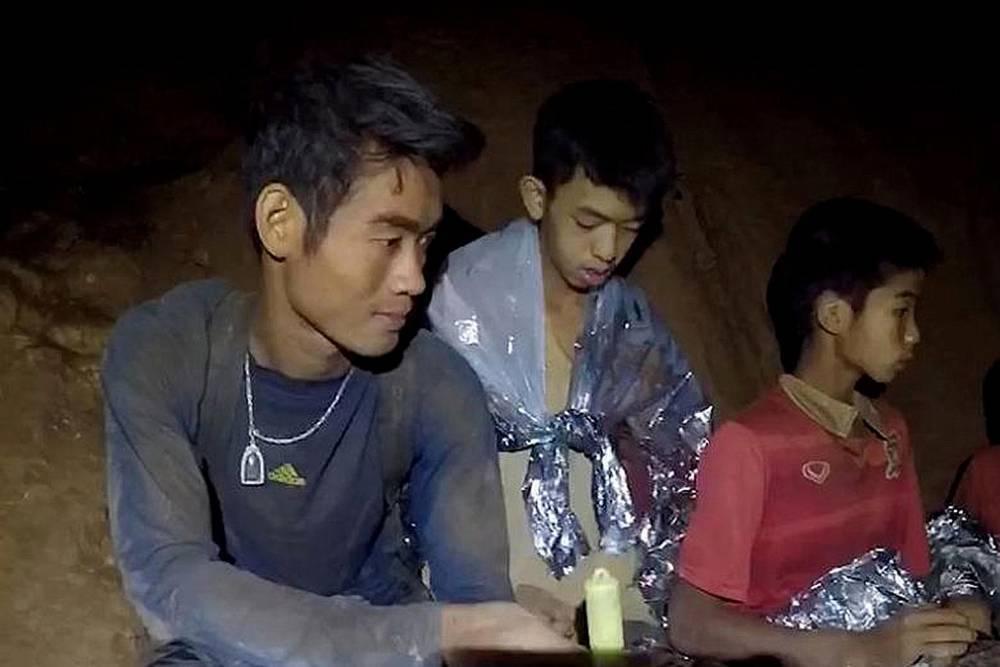 Человек, который спас детей в пещере