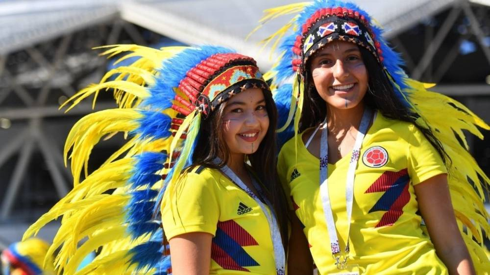 ФИФА раскритиковала показ привлекательных болельщиц на трибунах ЧМ-2018