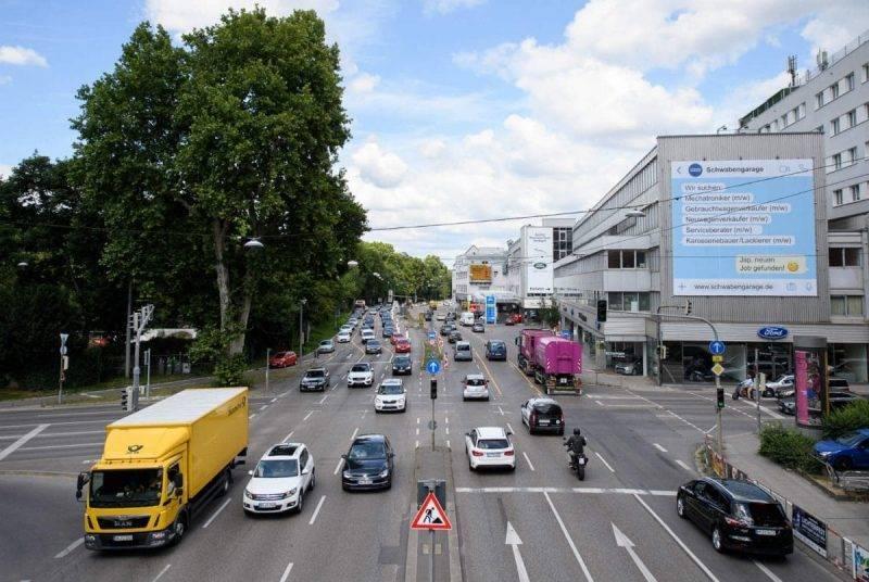 В следующем году в Штутгарте вступит в силу запрет на дизели