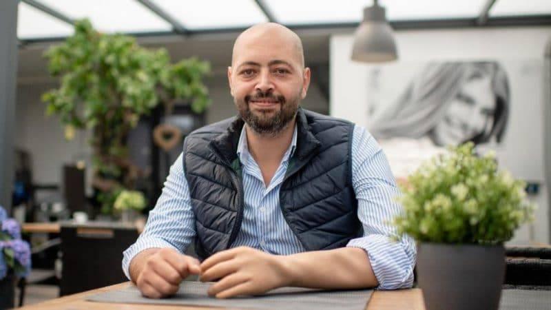 Беженец-инвалид открывает ресторан в Дюссельдорфе