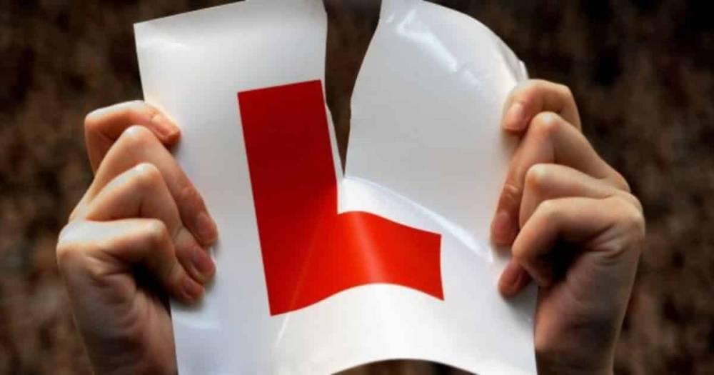 Экзаменационный центр по получению водительских прав в Бирмингеме назван худшим в Великобритании