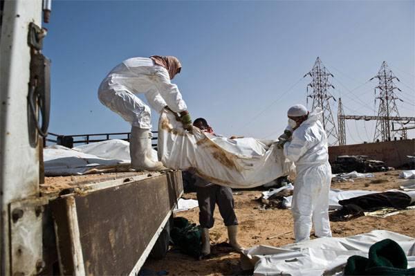 Доклад: натовцы применяли в Ливии бомбы с обеднённым ураном. И где трибунал?