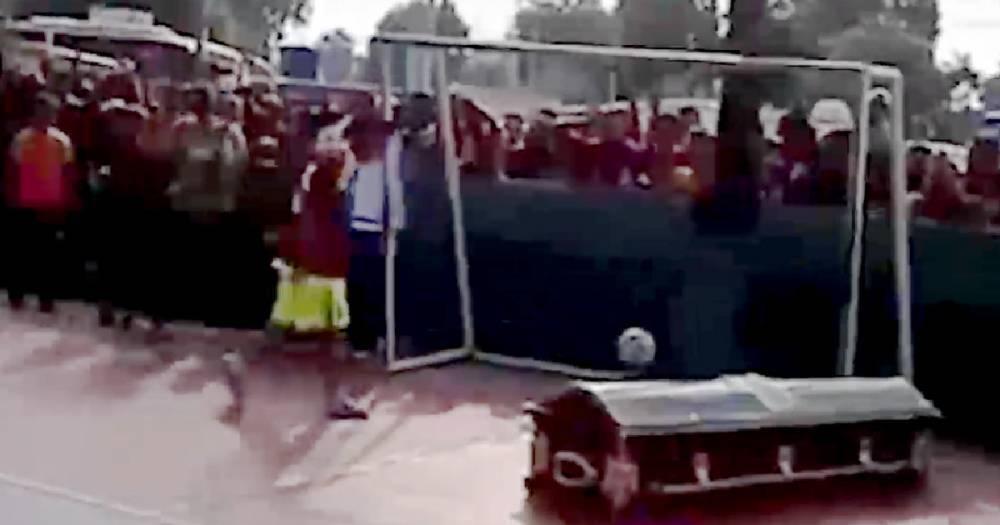 Игрок сборной Венесуэлы  разбился на мотоцикле