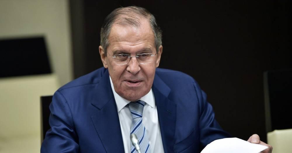 Лавров рассказал о попытках США пересмотреть мировой порядок