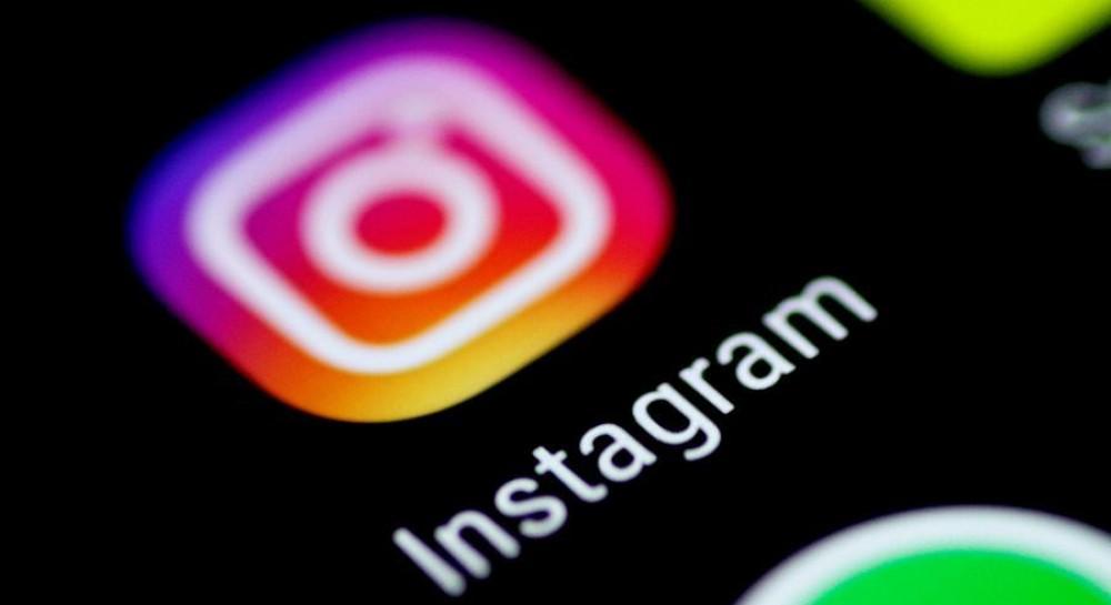 В работе Instagram произошел сбой