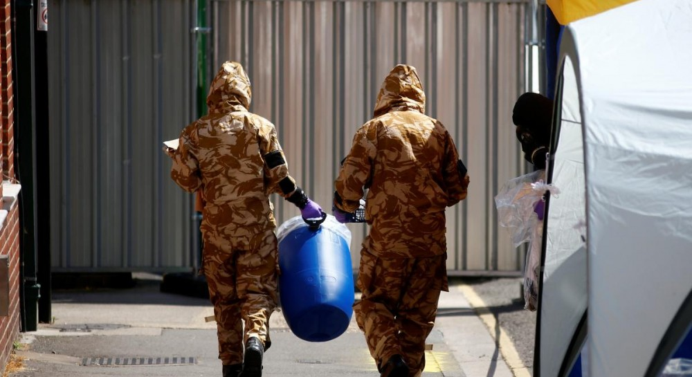 Инцидент в Эймсбери: Британия пригласила экспертов Организации по запрещению химического оружия