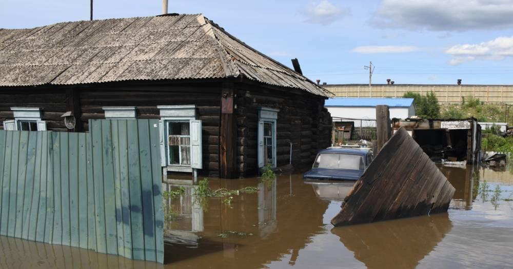 Около 20 населённых пунктов в Забайкалье остаются подтопленными