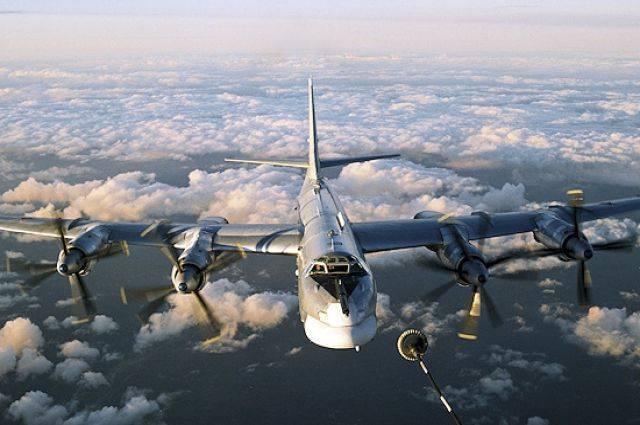 Южная Корея вызвала военного атташе РФ в связи с полетами Ту-95МС