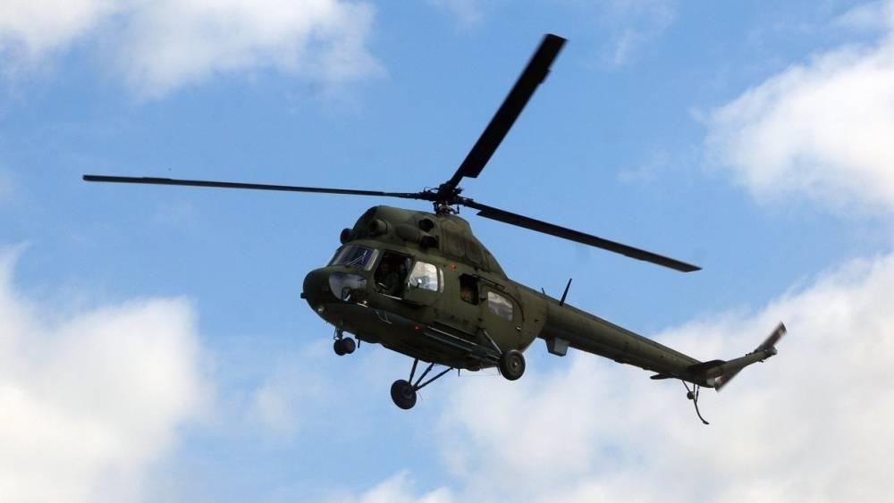Пьяный пилот вертолета оставил без света пять сел на Украине