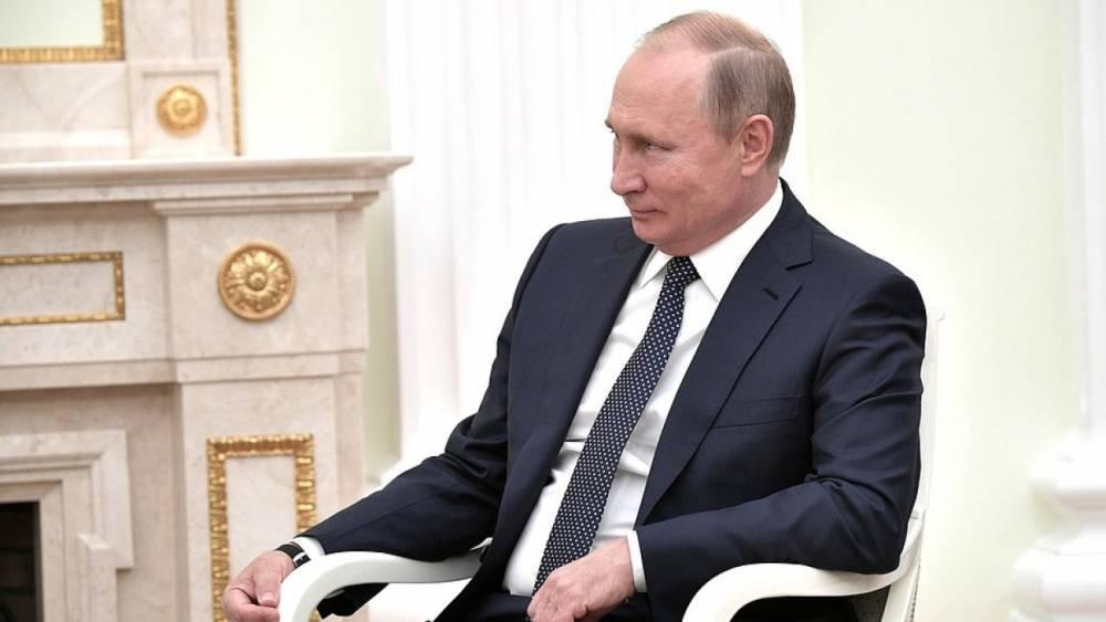 Путин выразил уверенность в росте числа металлургических производств с экспортным потенциалом