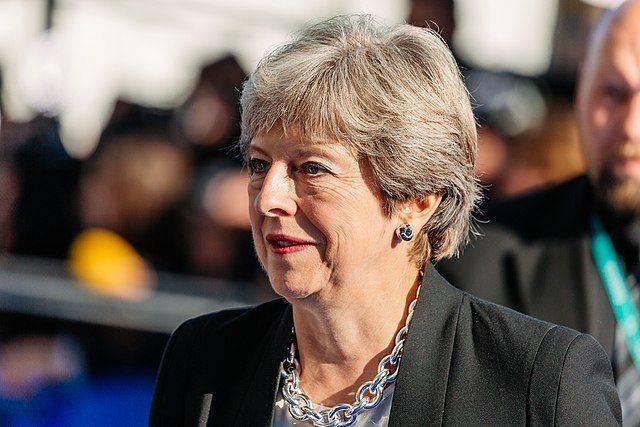 Мэй заявила о риске срыва Brexit