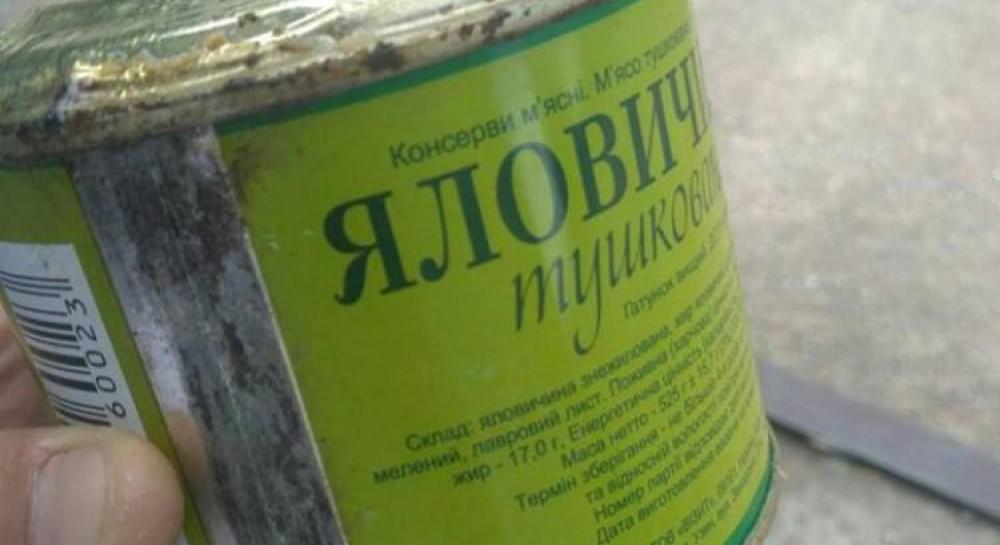 В Одессе на военных складах нашли тонны просроченных консервов - начальник срочно лег в больницу