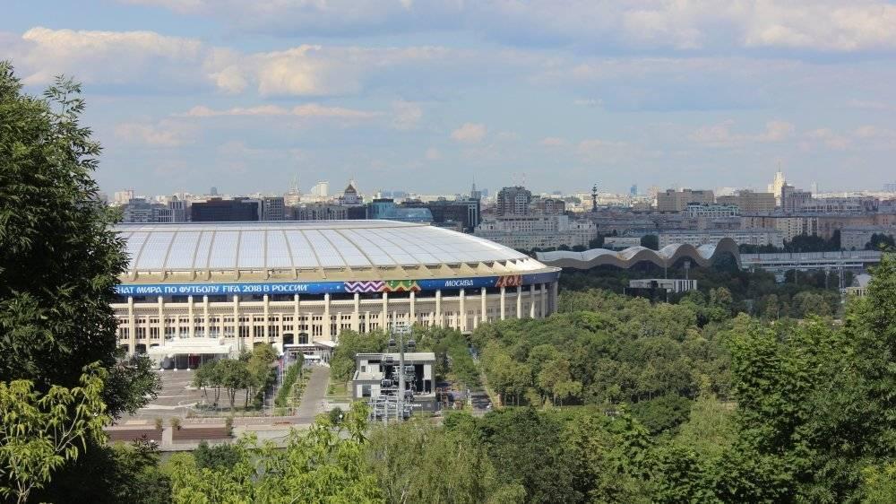 Стадион «Лужники» и прилегающие спортивные комплексы отдадут под массовый спорт