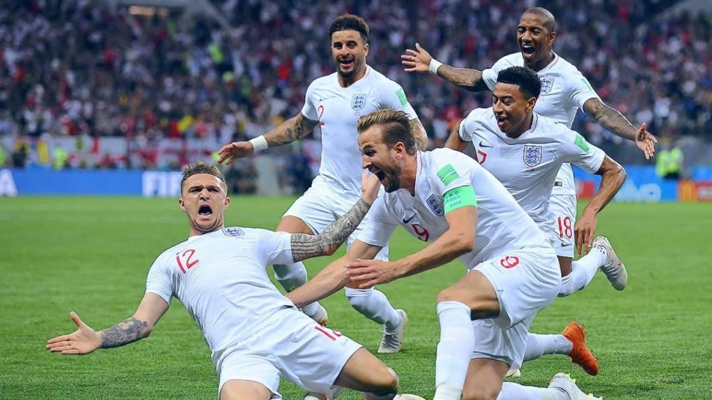 «Спасибо, Россия»: сборная Англии поблагодарила РФ за ЧМ-2018