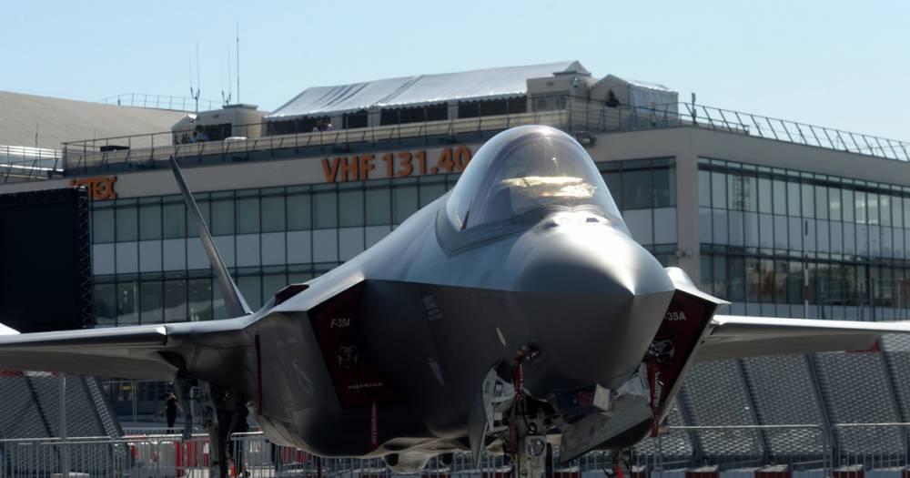 Ещё полторы сотни. Пентагон договорился о закупке ударных истребителей F-35