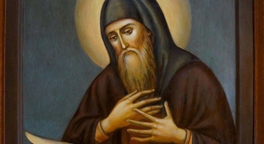 16 июля - день памяти преподобных Анатолия и Анатолия Затворника Печерских