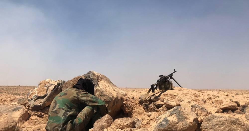 СМИ: ВВС Израиля нанесли ракетный удар по военной позиции Сирии