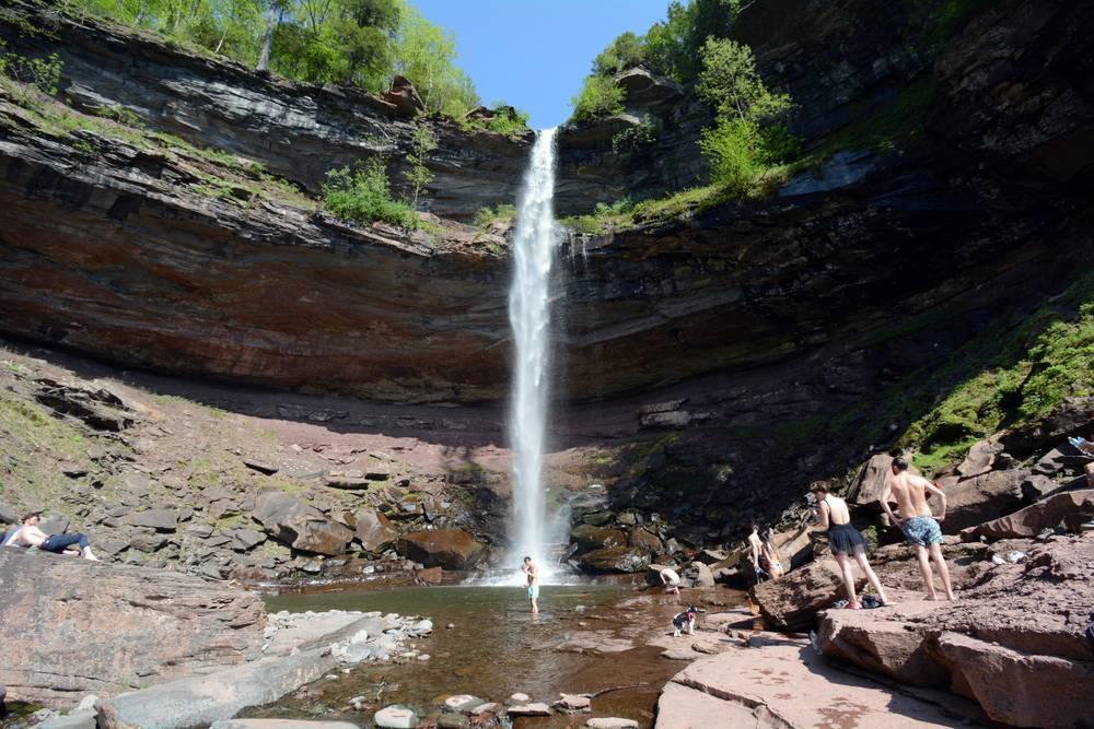 Топ-8 самых живописных естественных бассейнов в штате Нью-Йорк