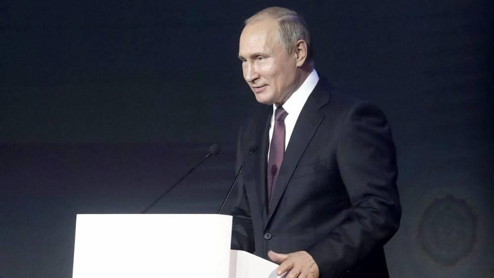 Путин поблагодарил болельщиков, приехавших на ЧМ-2018