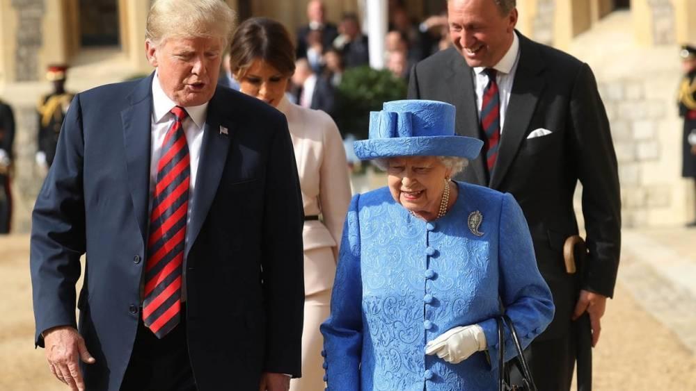 Британские принцы Чарльз и Уильям отказались встречаться с Трампом - СМИ