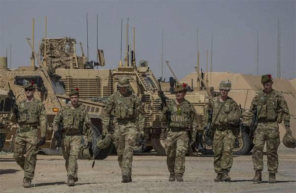 Британский генерал: Наша армия слабее российской