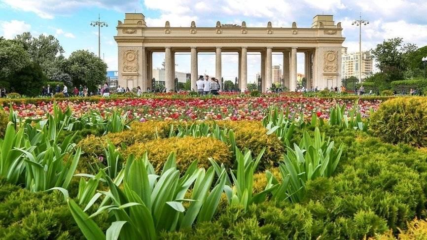 Бесплатные пешеходные экскурсии пройдут в московских парках и усадьбах