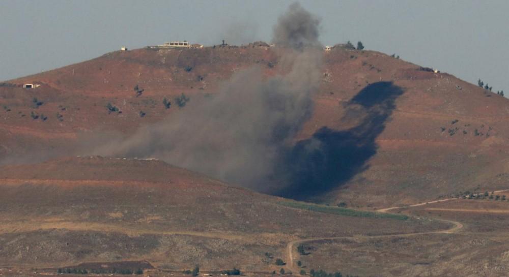 В Сирии армия Асада захватила стратегический холм возле Голанских высот