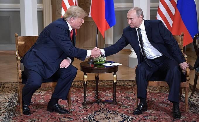 Трамп: Эта встреча становится переломной для взаимоотношений между США и Россией