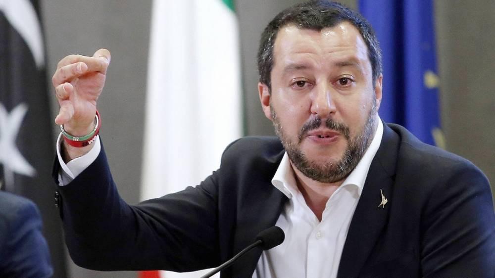Итальянский вице-премьер призвал провести следующую встречу Трампа и Путина в Италии