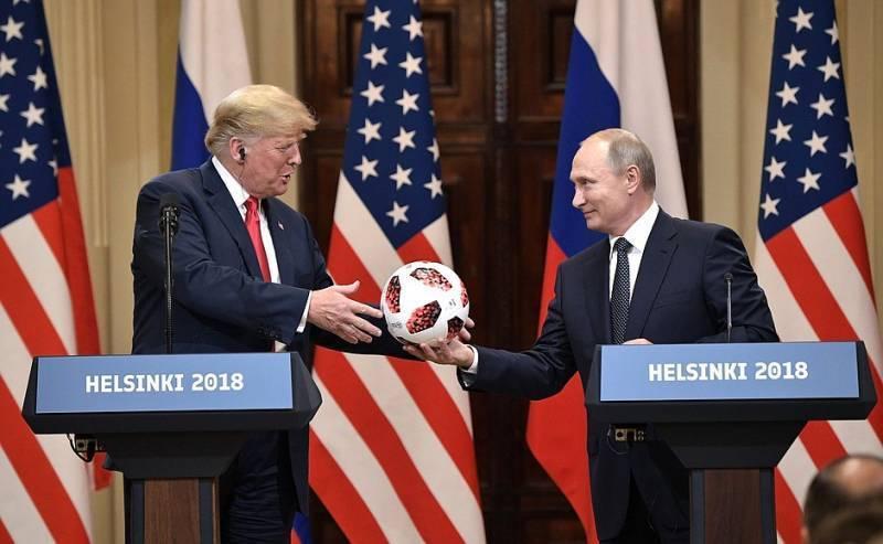 """В Сенате США: Трамп должен проверить мяч Путина на """"жучки"""""""
