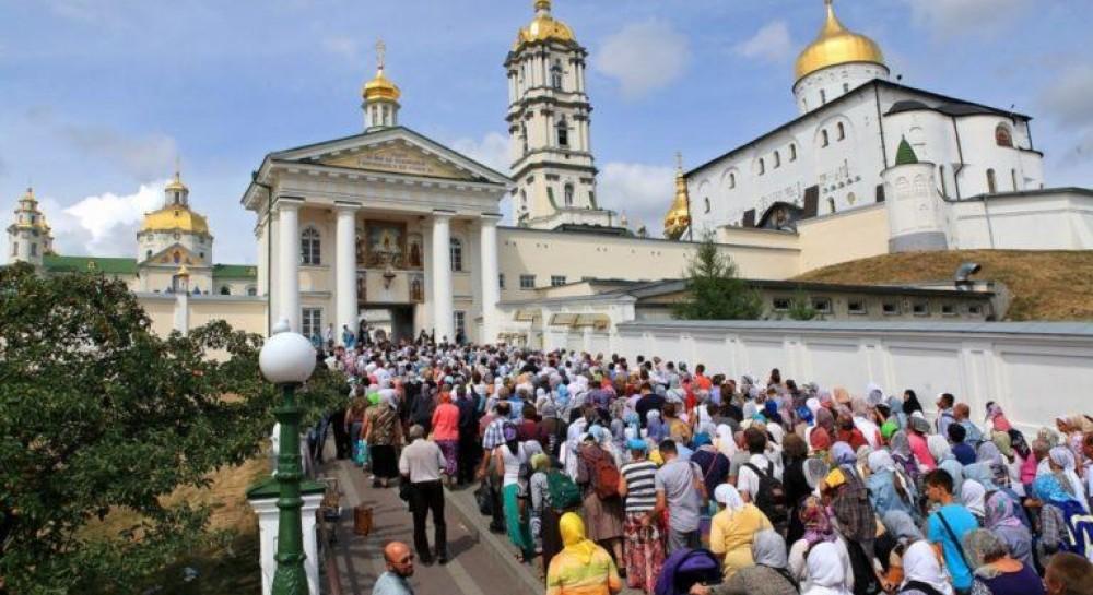 Волынская епархия УПЦ приглашает в пешее паломничество к Почаевской лавре