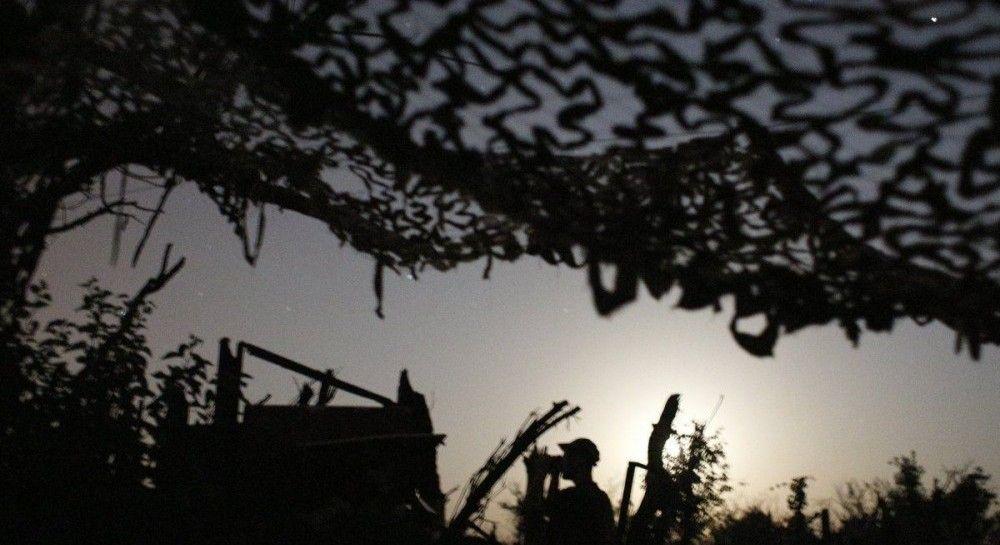 На Донбассе боевики 19 раз обстреляли силы ООС, ранен военный
